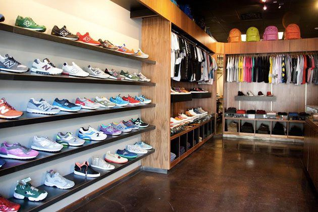 11 Best Sneaker Boutiques in the United States